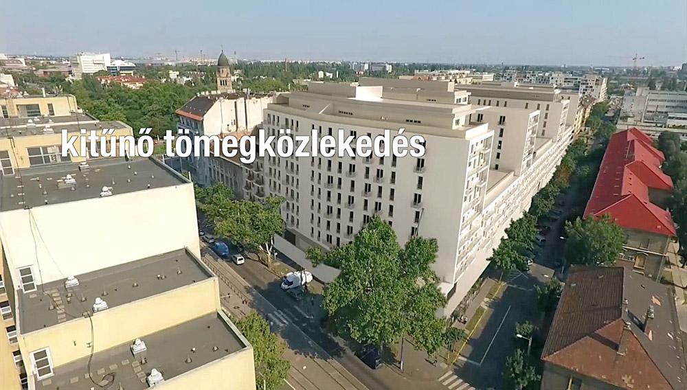 Ilyen lesz a Ha11er lakópark (videó)